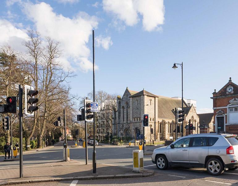 Church Street, Enfield