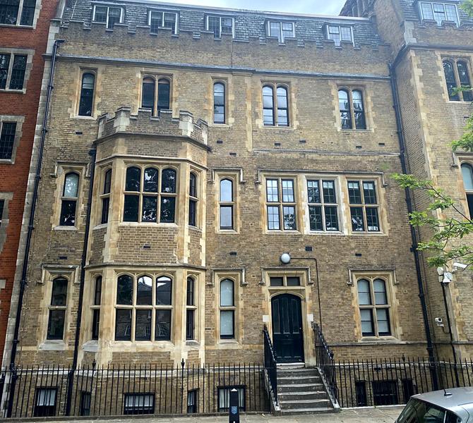Weston Building, Westminster School